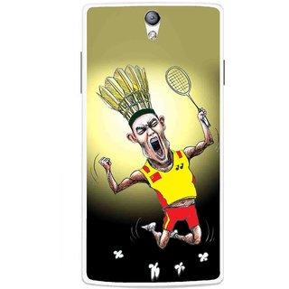 Snooky Printed Adivasi Sports Mobile Back Cover For Oppo Find 5 Mini - Multicolour