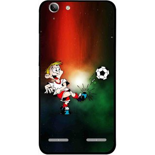Snooky Printed My Passion Mobile Back Cover For Lenovo Vibe K5 Plus - Multi