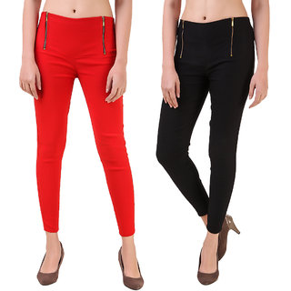 Jegging- ( Set of -2 )- Sanvi Traders
