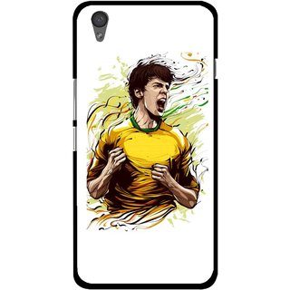 Snooky Printed I Win Mobile Back Cover For One Plus X - Multi