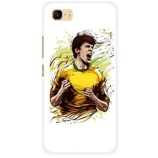 Snooky Printed I Win Mobile Back Cover For Asus Zenfone 3s Max ZC521TL - Multi