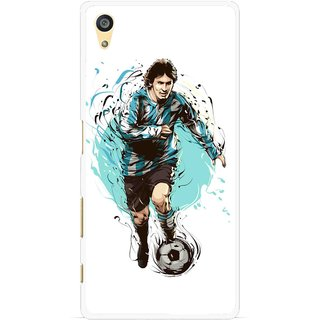 Snooky Printed Have To Win Mobile Back Cover For Sony Xperia Z5 Plus - Multi