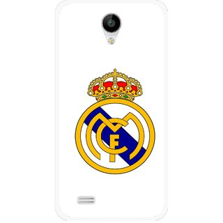 Snooky Printed Sports Logo Mobile Back Cover For Vivo Y22 - White