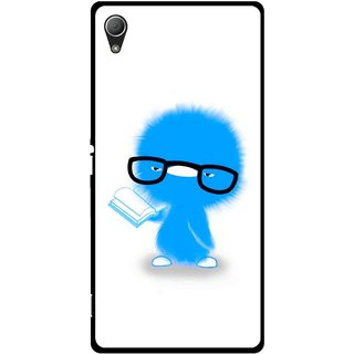 Snooky Printed My Teacher Mobile Back Cover For Sony Xperia Z3 - Multi