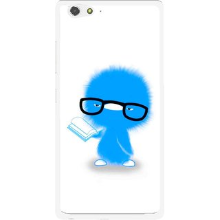 Snooky Printed My Teacher Mobile Back Cover For Gionee Elife S6 - Multi