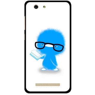 Snooky Printed My Teacher Mobile Back Cover For Gionee F103 pro - Multi