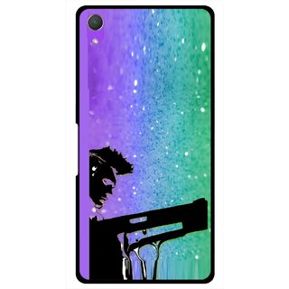 Snooky Printed Sparkling Boy Mobile Back Cover For Sony Xperia Z2 - Multi