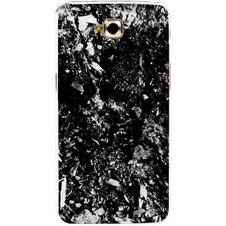 Snooky Printed Rocky Mobile Back Cover For Lg G Pro Lite - Black