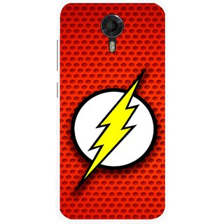 Snooky Printed Dont Touch Mobile Back Cover For Micromax Canvas Xpress 2 E313 - Multicolour