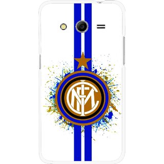 Snooky Printed Sports Lovers Mobile Back Cover For Samsung Galaxy G355 - Multicolour