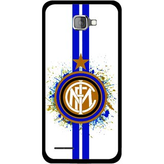 Snooky Printed Sports Lovers Mobile Back Cover For Micromax Canvas Mad A94 - White