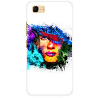 Snooky Printed Dashing Girl Mobile Back Cover For Asus Zenfone 3s Max ZC521TL - Multi