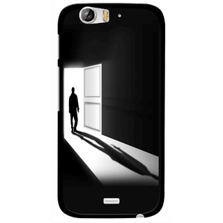 Snooky Printed Night Out Mobile Back Cover For Micromax Canvas Turbo A250 - Multi