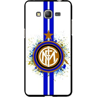 Snooky Printed Sports Lovers Mobile Back Cover For Samsung Galaxy Grand Max - White
