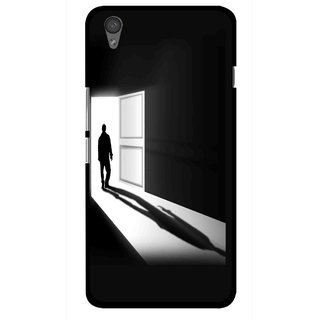 Snooky Printed Night Out Mobile Back Cover For One Plus X - Multi