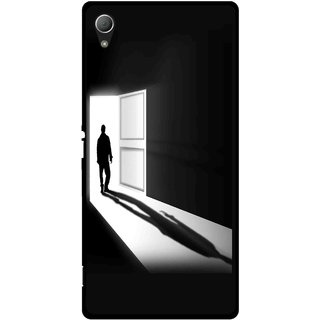 Snooky Printed Night Out Mobile Back Cover For Sony Xperia Z3 - Multi