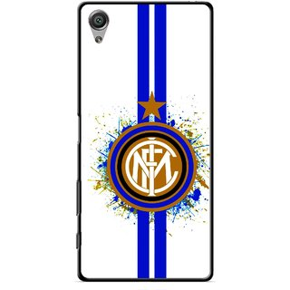 Snooky Printed Sports Lovers Mobile Back Cover For Sony Xperia X - White