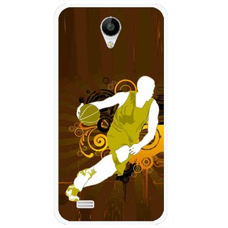 Snooky Printed Chamoins wins Mobile Back Cover For Vivo Y22 - Brown