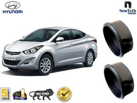 Hyundai Fluidic Elantra Ground Clearance Kit (Fits : Below Rear Coil Springs) Set of 2 Pcs, Front not Required