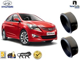 Hyundai Fluidic Verna Ground Clearance Kit (Fits : Below Rear Coil Springs) Set of 2 Pcs, Front not Required