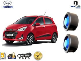 Hyundai Grand i10 (new) Ground Clearance Kit (Fits : Below Rear Coil Springs) Set of 2 Pcs, Front not Required