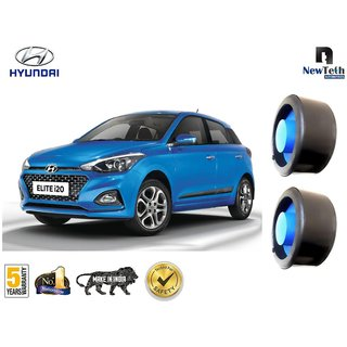 Hyundai i20 Elite Ground Clearance Kit (Fits : Below Rear Coil Springs) Set of 2 Pcs, Front not Required