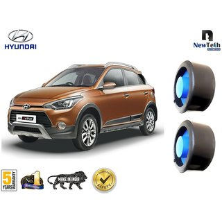 Hyundai i20 Active Ground Clearance Kit (Fits : Below Rear Coil Springs) Set of 2 Pcs, Front not Required