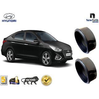 Hyundai Nex Gen Verna Ground Clearance Kit (Fits : Below Rear Coil Springs) Set of 2 Pcs, Front not Required