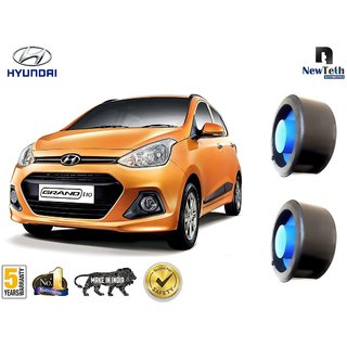 Hyundai Grand i10 Ground Clearance Kit (Fits : Below Rear Coil Springs) Set of 2 Pcs, Front not Required