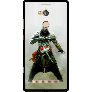 Snooky Printed The Thor Mobile Back Cover For Gionee Elife E8 - Multicolour