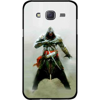 Snooky Printed The Thor Mobile Back Cover For Samsung Galaxy J7 - Multicolour