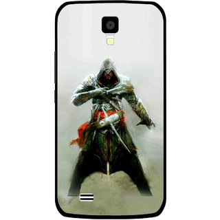 Snooky Printed The Thor Mobile Back Cover For Gionee Pioneer P2S - Multicolour