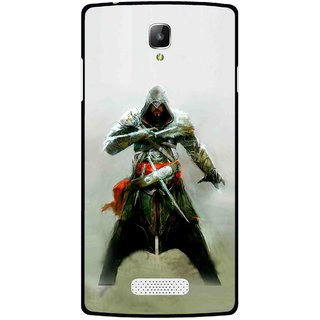 Snooky Printed The Thor Mobile Back Cover For Oppo Neo 3 R831k - Multicolour
