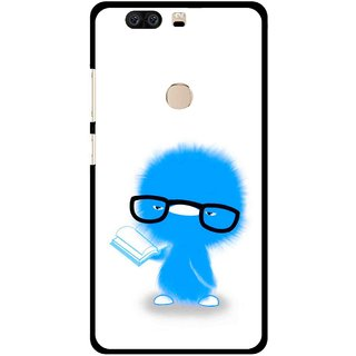 Snooky Printed My Teacher Mobile Back Cover For Huawei Honor 8 - Multi