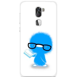 Snooky Printed My Teacher Mobile Back Cover For Coolpad Cool 1 - Multi
