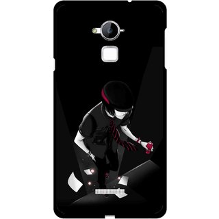 Snooky Printed Hep Boy Mobile Back Cover For Coolpad Note 3 - Multi