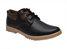 Sir Corbett Men's Black Casual Shoe