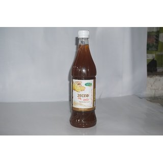 Swadeshi Ayurved Ginger With Lemon Sharbat/Ginger With Lemon Squash 750ML