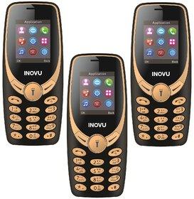 Inovu A1s (Dual Sim, 1.77 Inch Display, 800 Mah Battery - 136239784