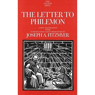 Letter to Philemon (The Anchor Yale Bible Commentaries) by Yale University Press (3 December 2007)