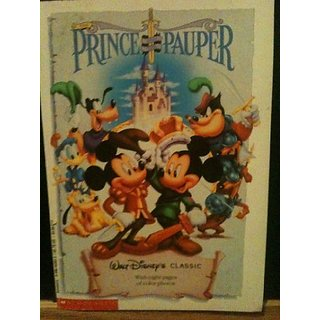 Prince and the Pauper (Walt Disney Classics) by Scholastic (1 October 1990)