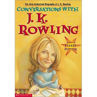 Conversations With J.K. Rowling by Turtleback Books