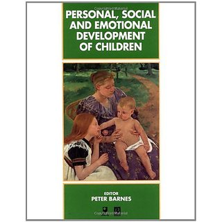 Personal Social and Emotional Development of Children (Child Development) by Wiley-Blackwell (6 October 1995)