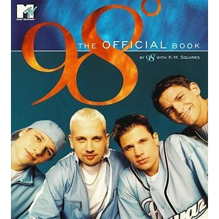98 Degrees The Official Book 4 Color by MTV (1 September 1999)