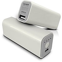 Maxx Universal Portable Power Bank Extended Battery Mobile Charger 2600 Mah