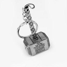 Marvel Avengers Thor's Hammer Key chain Toy Thor Chain