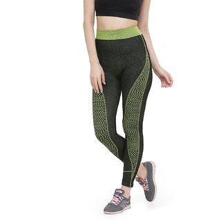 Minha  Women Stretchable Yoga Pant Gym legging  / jegging Tights for women and girls