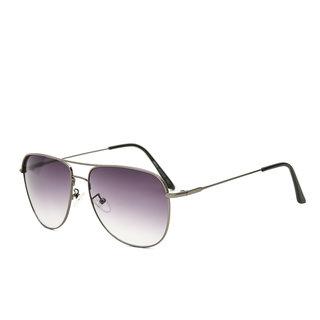 Royal Son Black UV Protection Square Men Sunglasses
