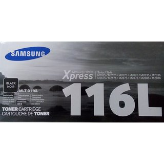 Samsung 116L TONER CARTRIDGE Single Color Toner (Black) offer