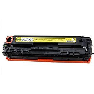 HP 125A Laserjet Pro Single Color Toner (Yellow)